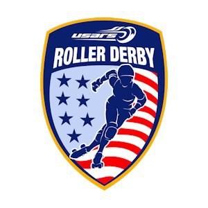 USARS Roller Derby logo